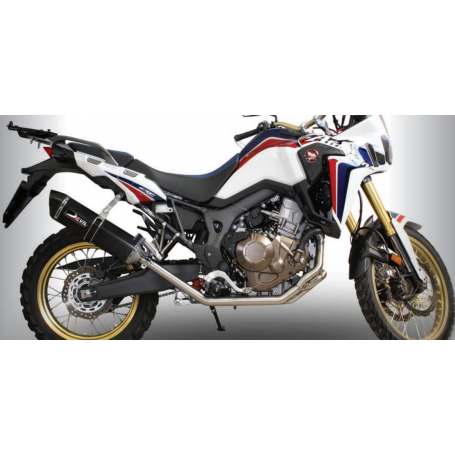 Silencieux X-1 Africa Twin